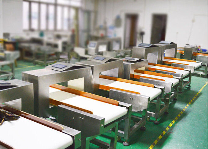 Shenzhen MCD Electronics Co., Ltd. manufacturer production line