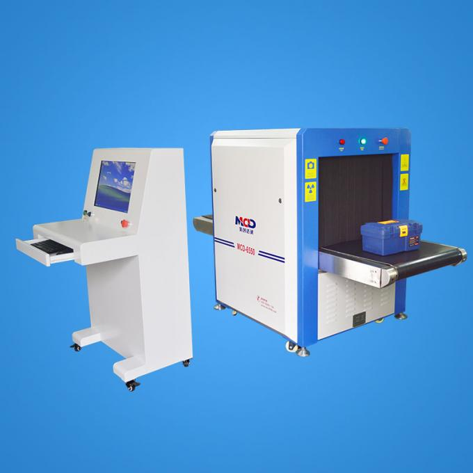 Check Guns and Weapons Luggage X Ray Machines for Airport / Factory security 0