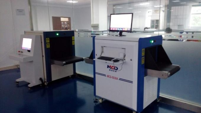 Cargo X Ray Security Inspection Machine With Multi-Energy For Hotel Handbag Scan​