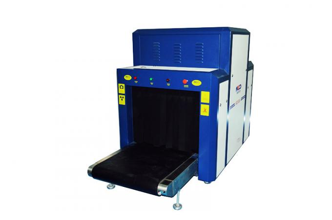 0.22m/s Conveyor Speed X Ray Baggage Scanner Machine Airport x-ray baggage scanner station X-ray metal detector