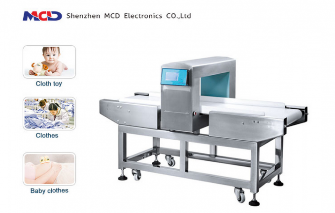 Industrial Needle Detector Machine Used For Inspecting Food Clothing And Shoes 0