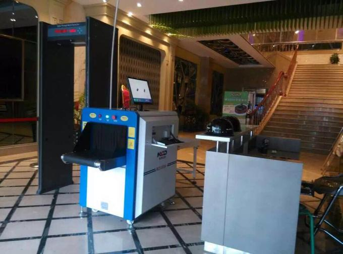 Security MCD -5030C X Ray Baggage Scanner , Bangladesh airport x ray machines