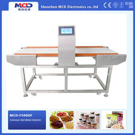 China Professional Industrial Metal Detector for food processing machine supplier