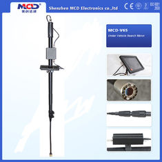 China Arbitrary Angle Ip68 Under Vehicle Camera With 4.3 Inch Rgb Screen supplier