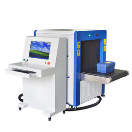 China High Penetration Steel X Ray Luggage Scanner Used In Goverment Office / Bank / Hotel supplier
