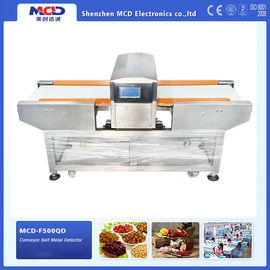 China Automatic Metal Detector Machines Sensitivity 1.00 Mm Fe And CE Certificate supplier