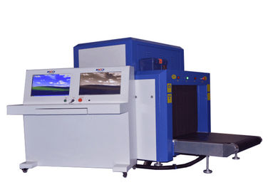 MCD High Penetration X Ray Baggage Scanner For Airport / Metro Station Security