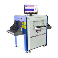 Automatic Sensor  X-ray Inspection Baggage Scanner For Shopping Mall