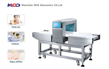 China Conveyor Food Metal Detector for Foods , Shoes, Clothes Processing Industry supplier