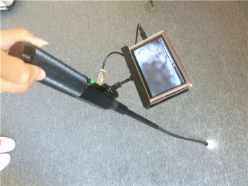 China Video Recording Function 5 inch Screen Under Vehicle Inspection Camera Arbitrary Angle supplier