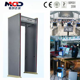 China Multi Zone Walk Through Gate MCD - 300 scanner metal detector Door Frame for Government supplier