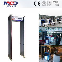 China Indoor security walk through metal detector Door For Event Conference Stadium Gym supplier