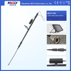 China Weatherproof Special Mini Style Under Vehicle Search Camera 120 Degrees Visible Angle supplier