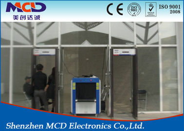 China Deep Search Door Frame Metal Detector Gate / Metal Detection Systems For Body Scanning supplier