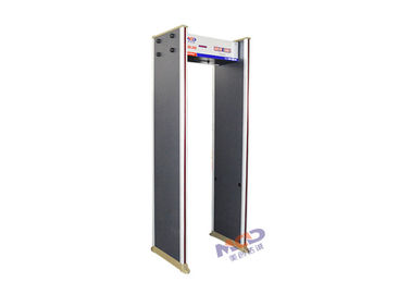 China Multi Zone Electronic Door Frame Metal Detector Equipment For Bangladesh supplier