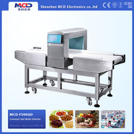 China Offering Automatic food industry metal detectors with 6 inch LCD Display , Customized supplier