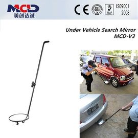 China Lightweight Telescopic Under Vehicle Inspection Mirror Used For Police / Army supplier