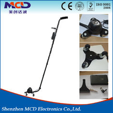 China DVR Function Under Vehicle Inspection Camera Three Wheels For Security Checking supplier