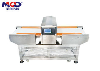 China Conveyor Food Needle Metal Detector With Colorful Touch LCD Screen And CE Certificate supplier