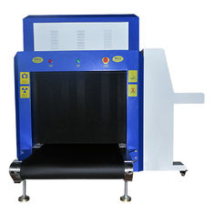China Accurate Cargo X Ray Baggage Scanner Dual View Security Scanner MCD-100100 supplier