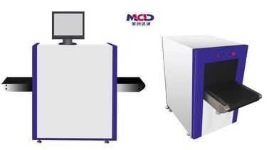 China Low radiation X Ray Baggage Scanner , Knife Gun Detecting For Security Inspection supplier
