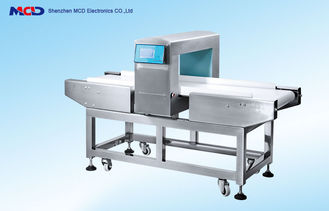 China Non-Ferrous Food Metal Detector Touch Screen For Meat / Jelly / Candy supplier