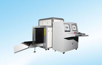 China 34mm Steel Airport Security Detector , X ray Machine Cargo Inspection System supplier