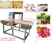 High Sensitivity Conveyor Metal Detector Food Processing Machine Full Digital And Stability