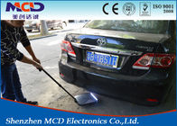 China Professinal MCD - V5 Under Car Security Mirrors For Hotel / Airport / Entainment factory