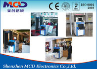 China PC MCD-6550 Airport Luggage Scanner 170kg Conveyor Max Loading Top Safety factory