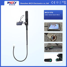 "China IP68 5"" LCD Under Vehicle Inspection Camera with DVR Video Recording Function distributor"