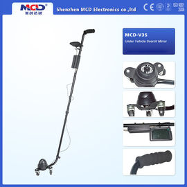 China Professional 4.3 inch Screen Under Vehicle Search Camera Used Infrared Lamp distributor