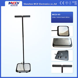 China 88cm Handle Under Vehicle Inspector Mirror With DC12V Rechargeable Battery distributor