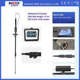 China 12 Led Camera Vehicle Inspection Mirror With Light Source , 120 Degrees Angle distributor