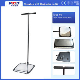 LED White Light Vehicle Inspection Mirror  With DC12V Rechargeable Battery