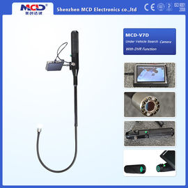 China IP68 Flexible Under Vehicle Inspection Camera LCD Display DVR Function factory