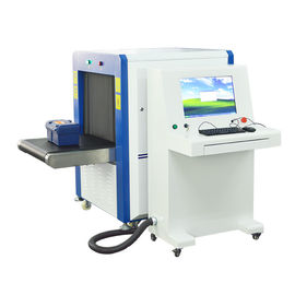 Penetration 40 Mm Steel Airport/Station/Prison Baggage Scanner With 19 Inch Monitor Applied for Airport