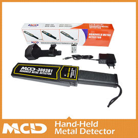 China MCD -3003B1 School Hand Held Metal Detector Wand, Portable Handheld Security Scanner factory