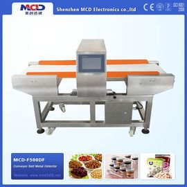 China MCD - F500QF Food Processing Metal Detector for Bread / Ice cream / Sugar factory