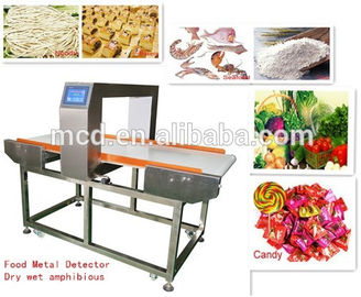 China High Sensitivity Conveyor Metal Detector Food Processing Machine Full Digital And Stability factory