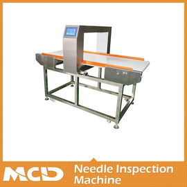 China Food Industry Conveyor Belt Metal Detector Electromagnetic Wave Detection distributor