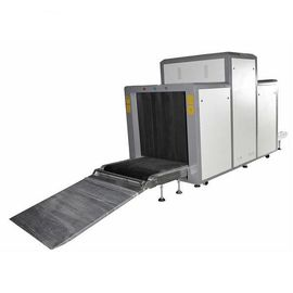 China Professional X Ray Baggage Scanner Gun Metal Detector With Conveyor Belt factory