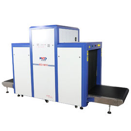 China High Penetration Dual View X Ray Baggage Scanner For Large Package Bag Scanning100100 factory