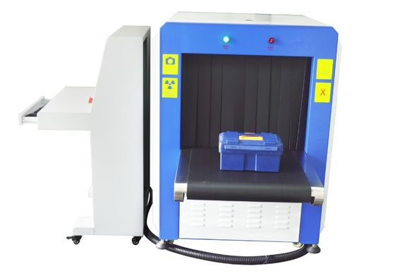 1.2mA 0.22m/s 0.65KW X Ray Baggage Scanner MCD-6550A