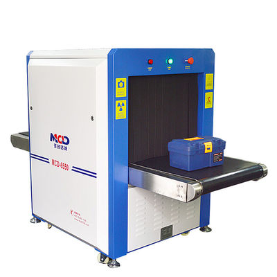34mm Penetration 150kg Load X-Ray Airport Baggage Scanner