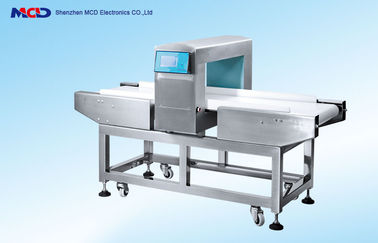 China Non-Ferrous Food Metal Detector Touch Screen For Meat / Jelly / Candy factory