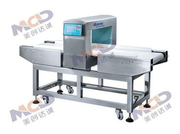 China MCD-F500QD CE Listed 6 inch LCD display Food Metal Detector anti-corrosion material factory