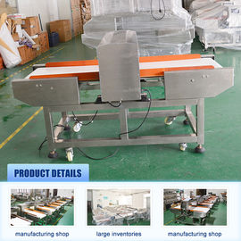 China Waterproof Metal Detector For Food Processing Industry Sensitivity Adjustable factory