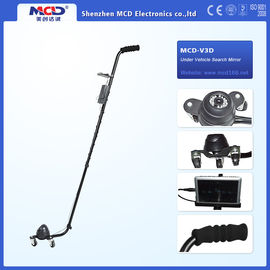 China Under Vehicle Inspection Camera Rechargeable Metal Explosive Detector factory
