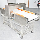 25 meter / mins Conveyor Belt Metal Detector for food processing industry